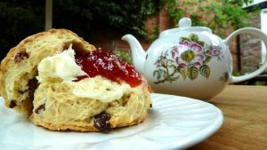 Cream Tea at The Merchants House